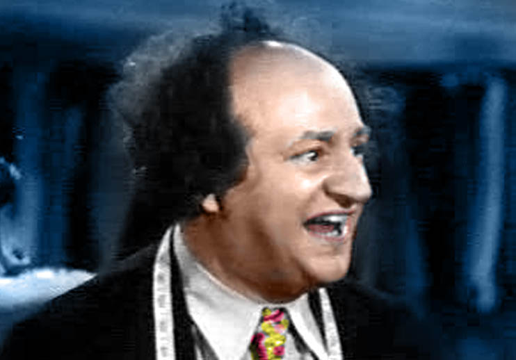 Larry Fine Old